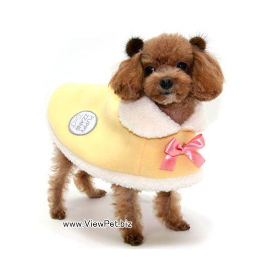 「犬服は人気犬の洋服通販『Pr24ペット本店』」で取り扱う商品「犬 服 犬の服 ドッグウェア 人気 犬服 通販 チワワ服 ダックス服 トイプードル服 激安 / 珍しいケープ Mサイズ」の紹介・購入ページ