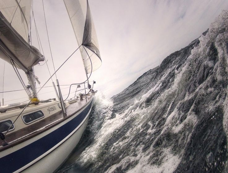 #Sailing #gopro