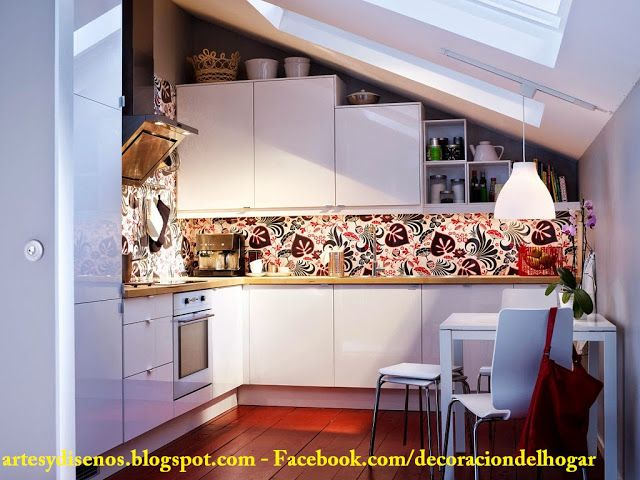 25 best ideas about decoracion de cocinas peque as on for Decoracion para cocinas pequenas