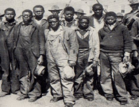 """Twelve young African-American students walked into history in Clinton, Tennessee, in 1956. They were the first students to desegregate a state-supported high school in the south. Every school day morning, the """"Clinton 12"""" met at Green"""