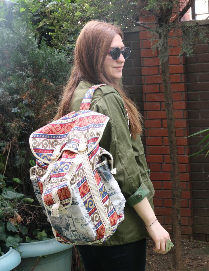 Kilim Bag by www.grandbazaarshopping.com