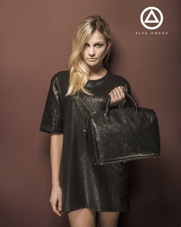 pretty wicked collection maxi shirt and bag