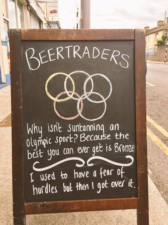 13 Terrible Olympic Puns