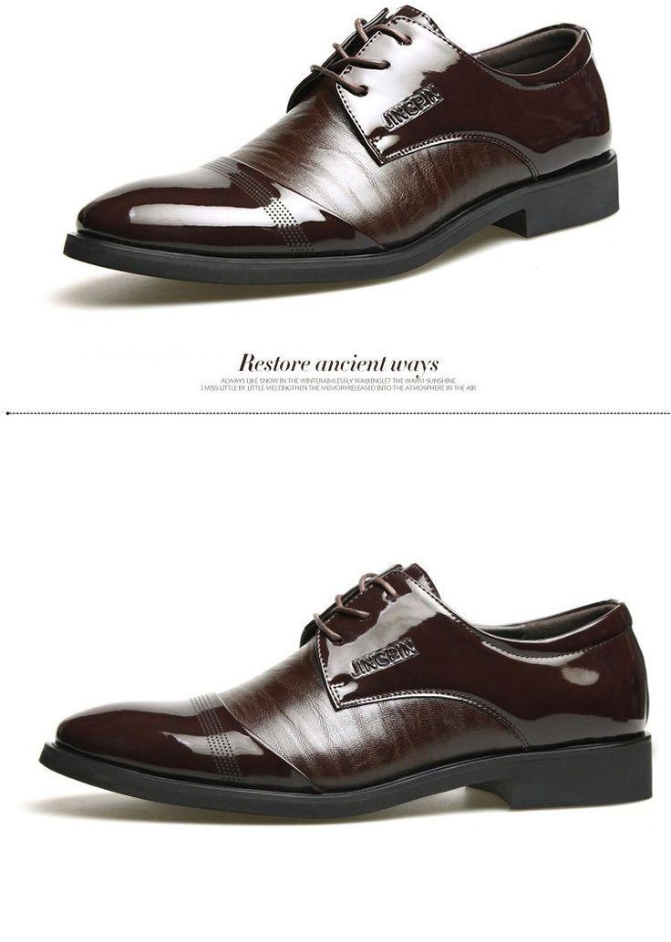 Квартиры zNPNXN 2016 оксфорд обувь для мужчин мода мужчины кожаные туфли весна осень мужчины свободного покроя искусственная кожа мужская обувь размер : 38 44 купить на AliExpress
