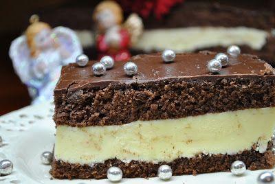Bon Appétit Małgorzaty, czyli blog kulinarny: Ciasto mleczna kanapka, mmmmmm :)