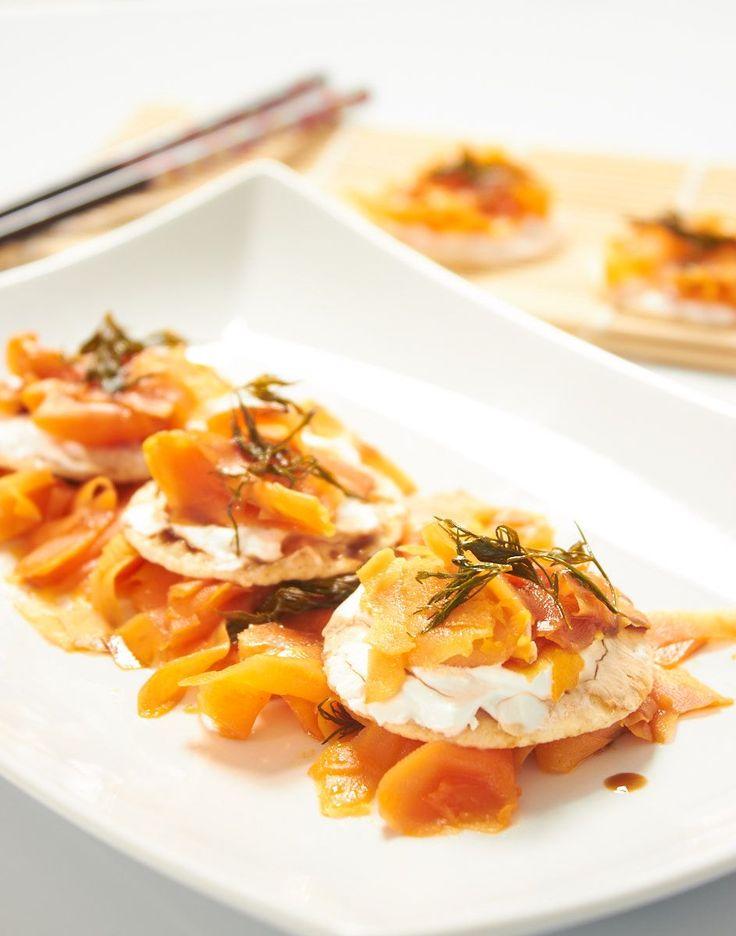 Vegan Smoked Salmon (Carrot Lox)!! AMAZING!