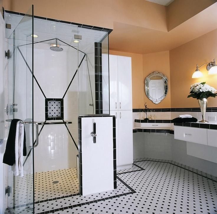 Universal Design Bathroom.