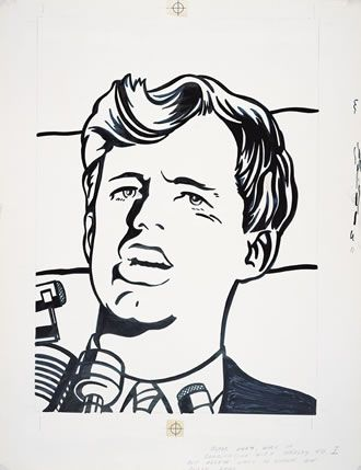 De 855 bästa Roy Lichtenstein-bilderna på Pinterest