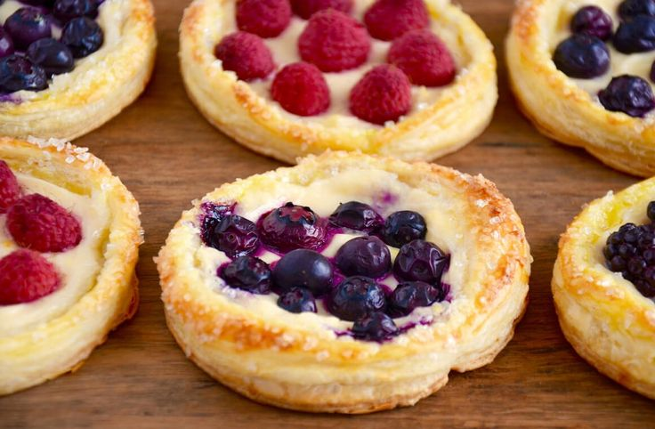 Skip the freezer aisle in favor of a quick and easy recipe for cream cheese breakfast pastries starring any type of fruit.