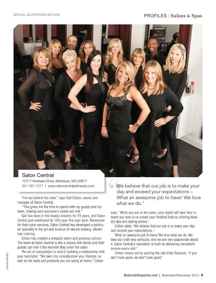 30 best Our Salon and Staff images