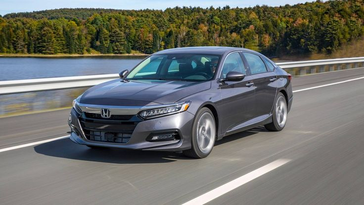 2018 Honda Accord Sedan Pricing Features Ratings and