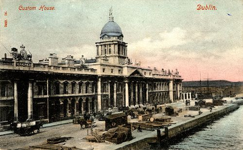 Custom House, Custom House Quay | Flickr - Photo Sharing!