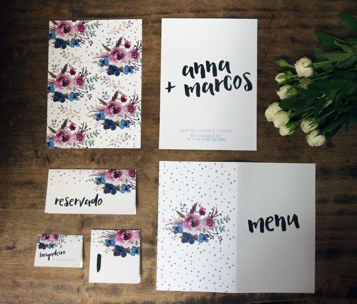 Convites – Wasabi Atelier – Casamentos feitos à mão