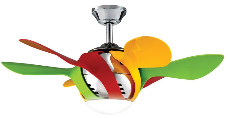 Harlequin 36 inch Kids Ceiling Fan from MyFan