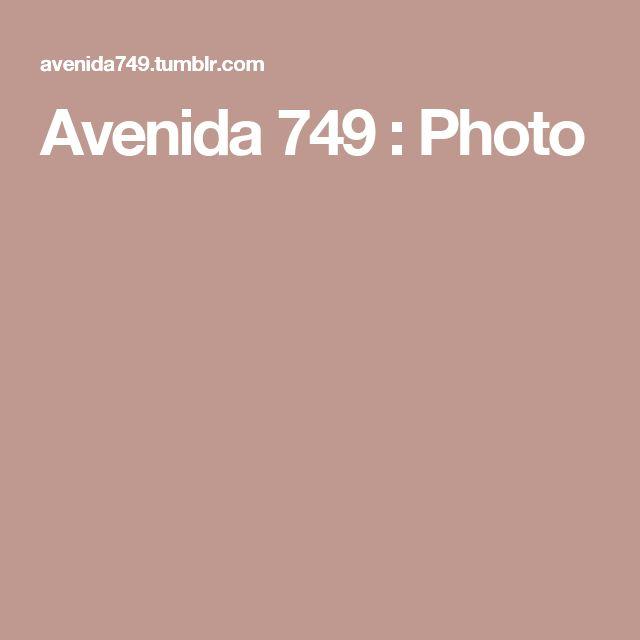 Avenida 749 : Photo