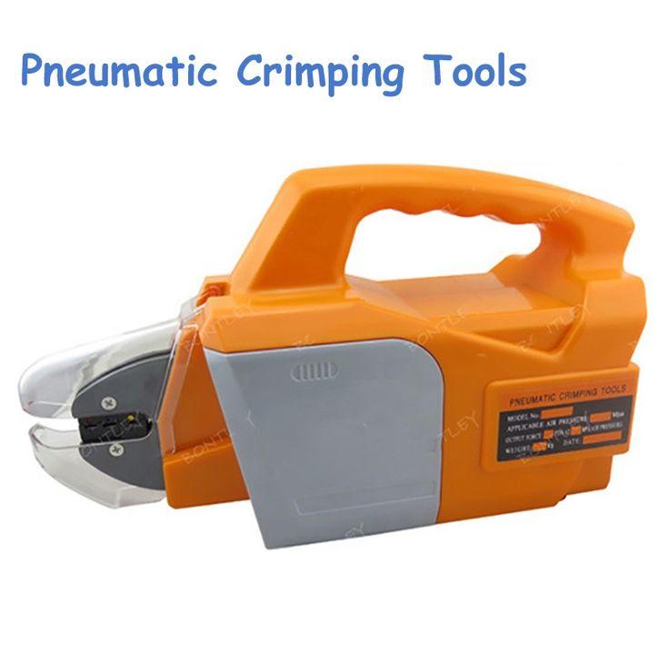 163.72$  Watch now - http://alinii.shopchina.info/go.php?t=32797980210 - 1pc Electric Pneumatic Terminal Crimping Machine for Kinds of Terminals/ CE Pneumatic Piler Crimping Machine AM-10  #SHOPPING