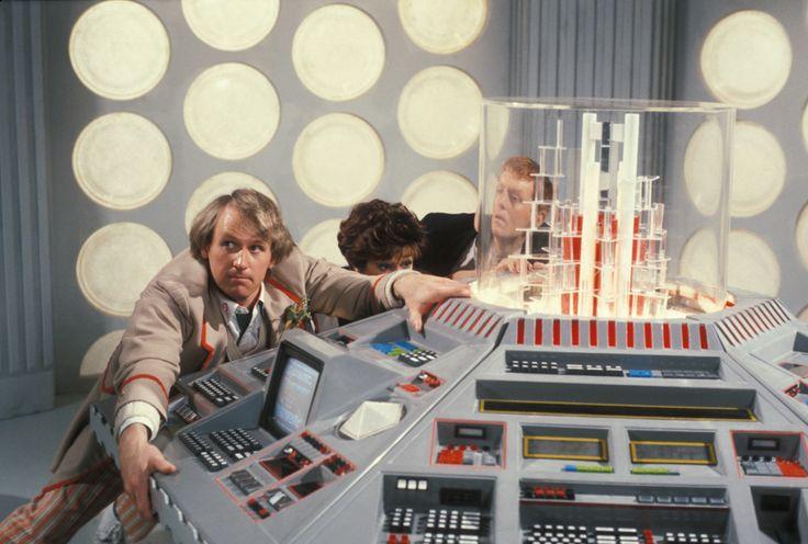 doctor who peter davison | Doctor Who': Peter Davison