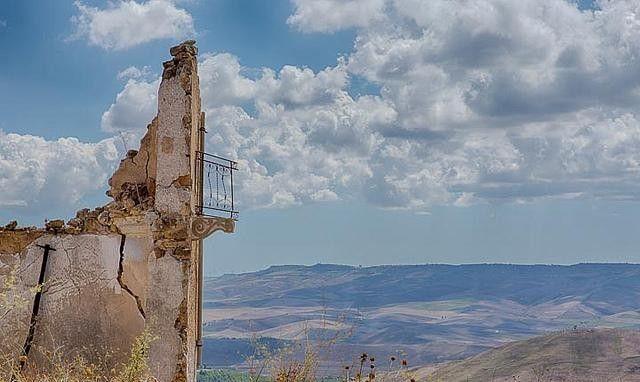#poggioreale #sicilia #belice #vallebelice