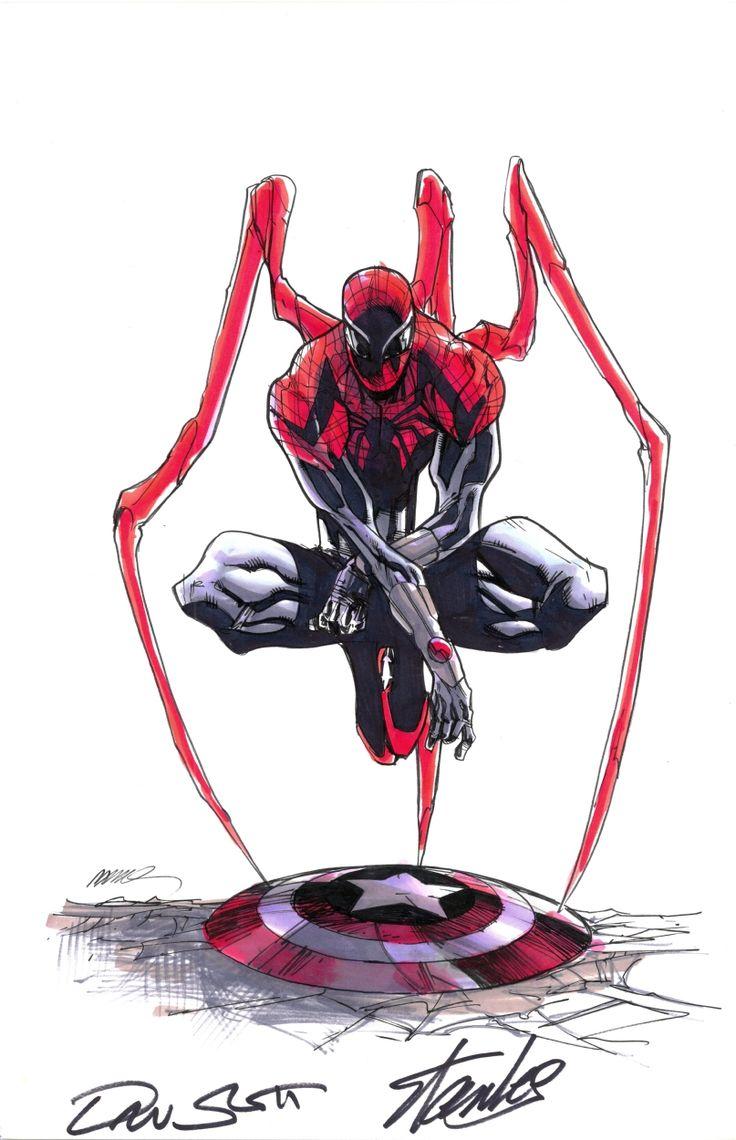 Superior Spider Man by Humberto Ramos