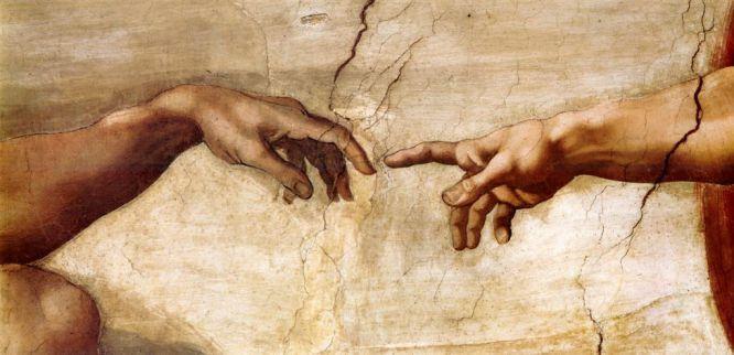 El relato de la creación de los frescos da fe de una trayectoria tan compleja como el carácter del creador.