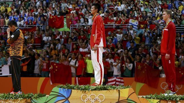 Olympics Rio 2016: China's Chen takes badminton title to leave Lee heartbroken again - Rio 2016 - Badminton - Eurosport