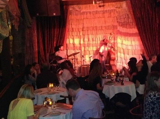 Cool jazz at the Beehive Boston