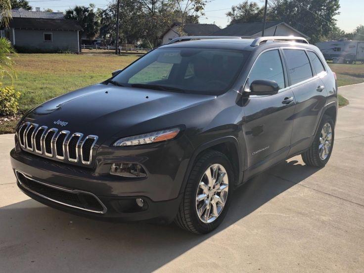 eBay: 2014 Jeep Cherokee Limited 2014 Jeep Cherokee Limited #jeep #jeeplife