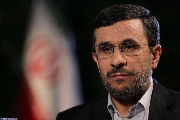 Ahmadinedschad wurde 1956 in einem nordiranischen Dorf namens Aradan als viertes von sieben Kindern geboren. Sein Vater arbeitete als Schmied. Als Ahmadinedschad ein Jahr alt war, zog die Familie in die Hauptstadt Teheran