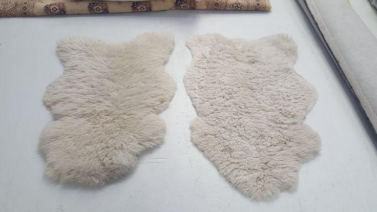 Sheep skin rug cleaning in 2020 Skin rugs, Sheepskin rug