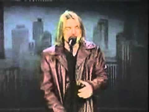 Mitch Hedberg on Letterman
