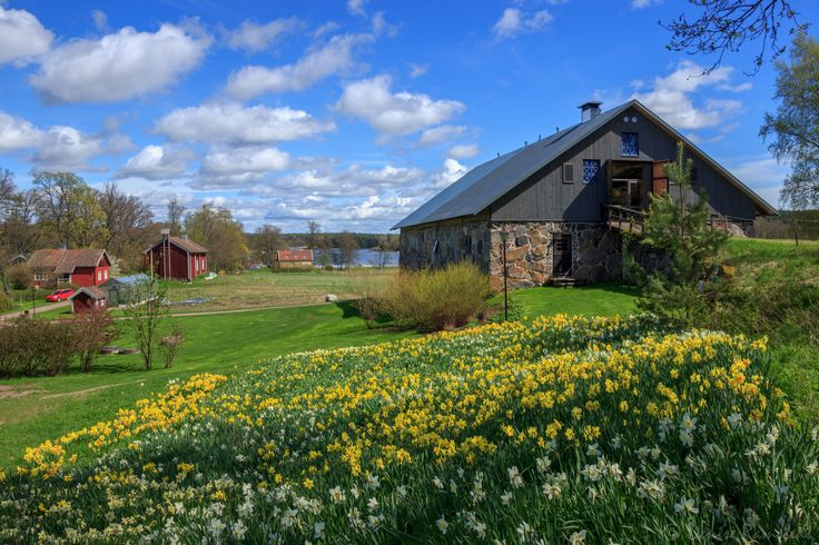 Gullö farm by Denise Ramstedt on 500px
