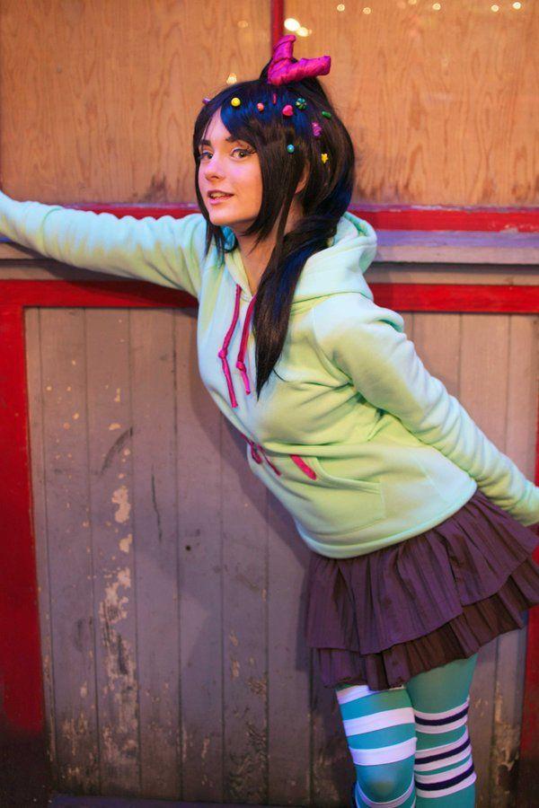 Vanellope von Schweetz – Wreck-It Ralph   AnyaPanda Official: Eats, Shoots and Cosplays