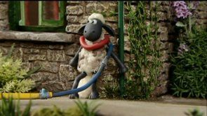 Shaun The Sheep - Bathtime. - Hora del baño Créditos: http://www.shaunthesheep.com