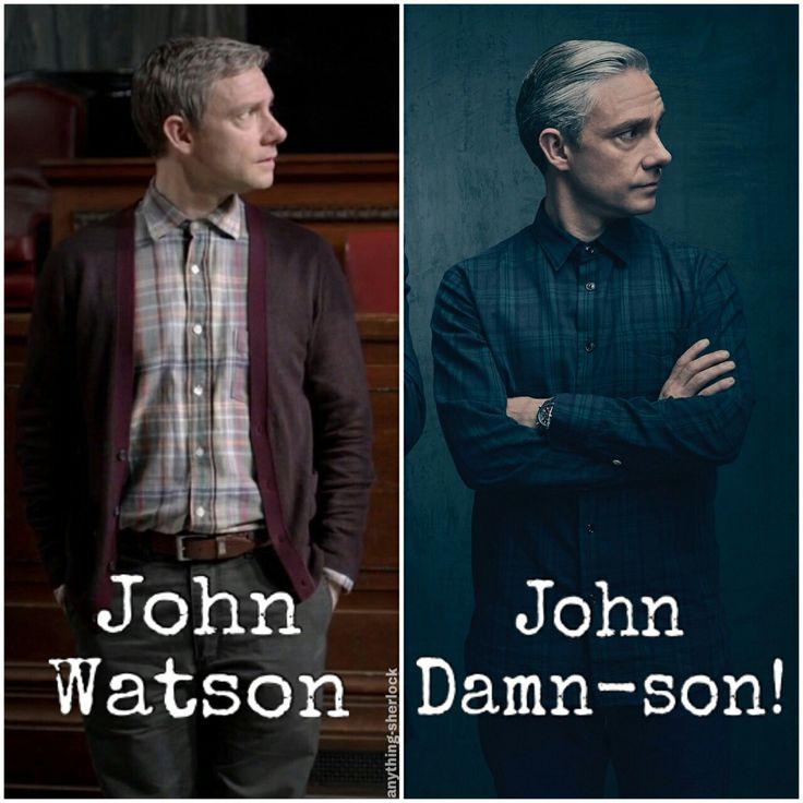 Martin Freeman <--- john damn-son he is
