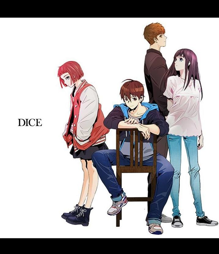 Pretty Interesting story so far :D DICE: The Cube that Changes Everything *~* Beautiful Chic Elegant Modern aRT Manwha DICE<3: https://www.pinterest.com/Makypedrero/dice-the-cube-that-changes-everything/