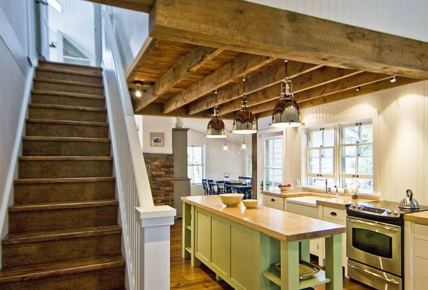 19 Best Images About Exposed Floor Joists On Pinterest