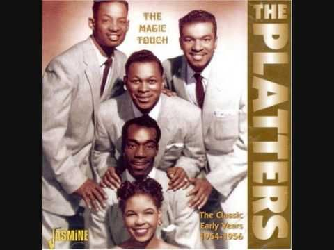 """""""Red Sails in the Sunset""""   The Platters ~ This peaked at #36 that year."""