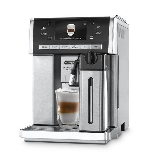 Special Offers - Delonghi Prima Donna Exclusive Super Automatic Espresso Machine with Hot Chocolate System - In stock & Free Shipping. You can save more money! Check It (May 10 2016 at 03:28PM) >> http://foodprocessorusa.net/delonghi-prima-donna-exclusive-super-automatic-espresso-machine-with-hot-chocolate-system/