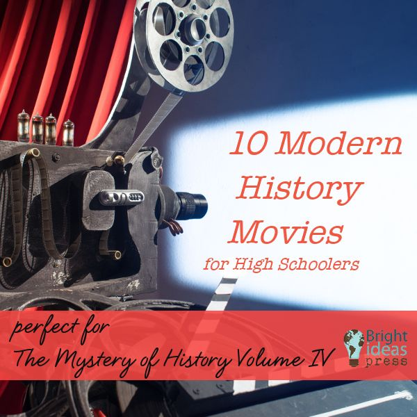 10 Modern History Movies for High Schoolers