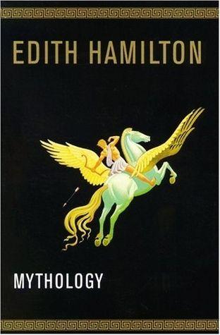 Mythology by Edith Hamilton    Combines elements of both Roman and Greek mythology.  Good intro    (6/6/12)