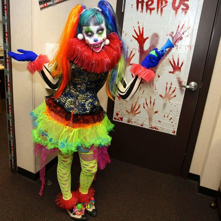 female clown** yes yes yes!!!