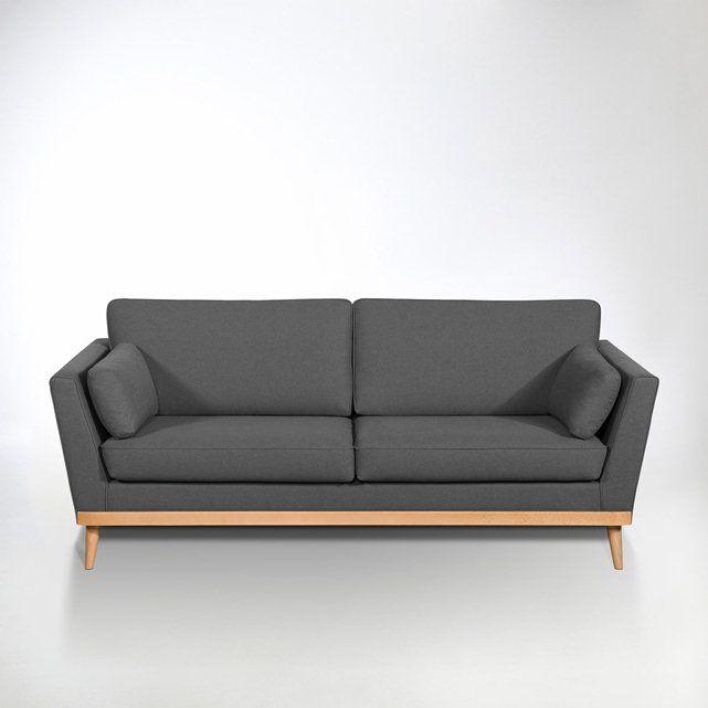 Canapé vintage 3 et 4 places, Tasie La Redoute Interieurs