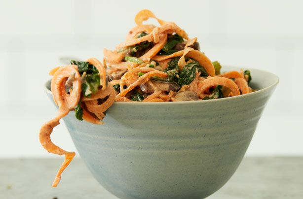 Deliciously Ella's sweet potato noodles recipe - goodtoknow