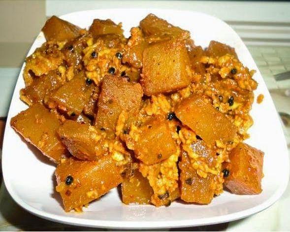 227 best kannada recipes images on pinterest indian food recipes akshaypatre pumpkin subzi kumbalakayi palya forumfinder Choice Image