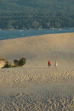 Silver Lake Sand Dunes, Michigan