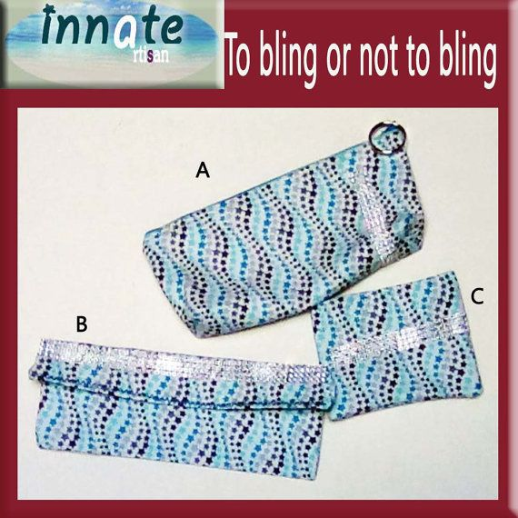 feminine napkin bag  by InnateArtisanSoap on Etsy