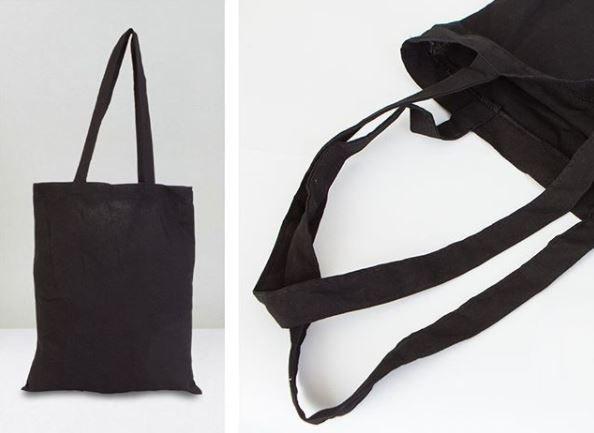 Siyah ham bez çantalar en uygun fiyatlarla İşte Çanta'da! Hemen sipariş vermek için istecanta.com adresini ziyaret edebilirsiniz. #bezcanta #siyahcanta #hambez #toptan #totebag