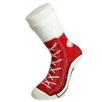 Silly Socks - sneakers-strømpen