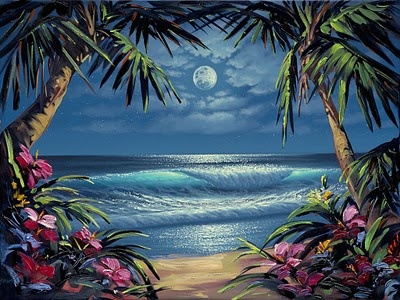 51 Best Palm Tree Paintings Images On Pinterest