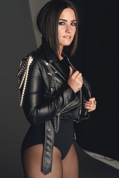Demi for Glamour Magazine, 2016.